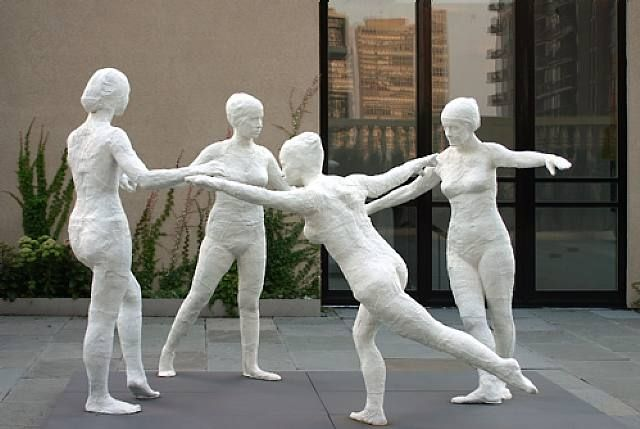 George Segal: Dancers 1971-1982