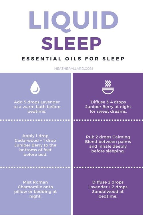 343 Best Essential Oils To Calm Or Sleep Images On Pinterest Doterra Essential Oils Essential