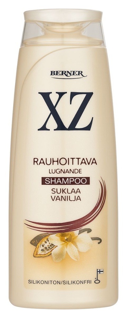 XZ Suklaa-Vanilja Shampoo 250 ml - Shampoot ja hoitoaineet - toknet.fi