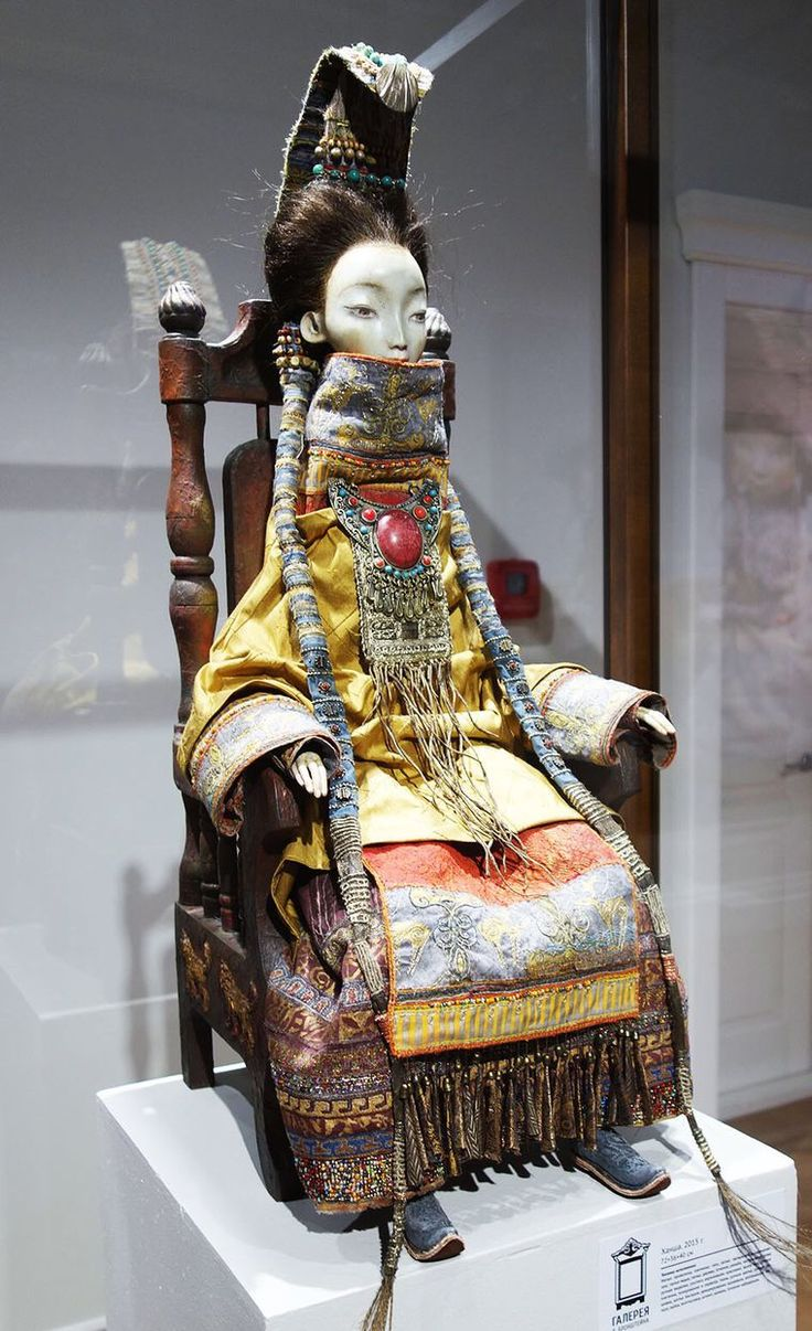 Interior dolls / Семейный талант скульптора Даши Намдакова - Ярмарка Мастеров - ручная работа, handmade