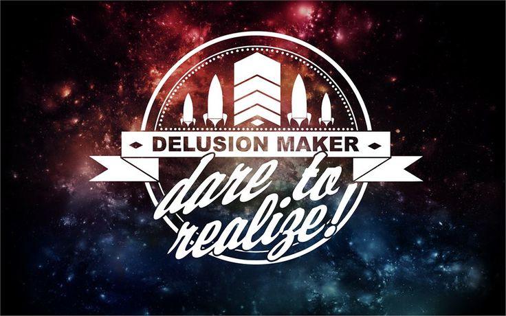Dare to Realize #DM #DelusionMaker #CreativeCompany #Design #Product #Brand