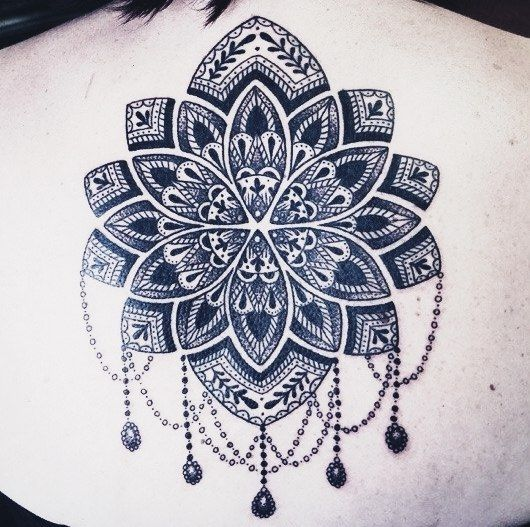 22 Mandala Tattoo Designs Ideas: Meanings Of Mandala Tattoo Designs