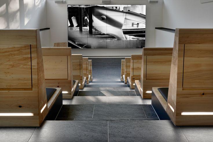 NEU im #Ebbtron - unser Auditorium in #Solingen! Ab sofort buchbar mit 4K Videowand.