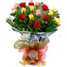 Mixed roses bouquet available for Hyderabad delivery. Fast and same day gifts delivery to all location in Hyderabad. Visit our site : www.flowersgiftshyderabad.com/Valentines-Gifts-to-Hyderabad.php