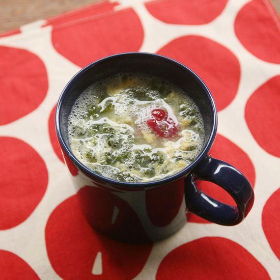 【朝ごはん特集 冬のホッと朝スープ】第2話:お湯をそそぐだけの簡単スープ – 北欧、暮らしの道具店