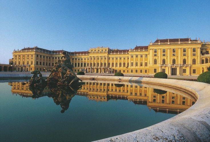 Le château de Schönbrunn - Circuits et itinéraires autour de Sissi et François-Joseph