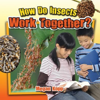 Many insects work together to survive. Engaging text and exciting images help give readers a close-up look at bees, wasps, termites, and ants. They will discover how these insects organize their groups into a social order. Each insect plays a particular role within their group and cooperates in order to complete daily tasks and increase the group's chances of survival.