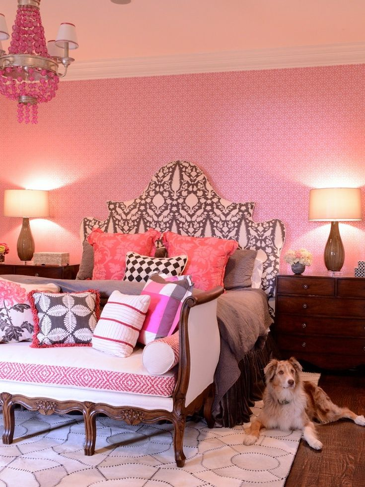97 best Girly Rooms images on Pinterest | Child room, Bedroom ideas ...