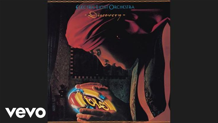Electric Light Orchestra - Last Train To London (Audio)