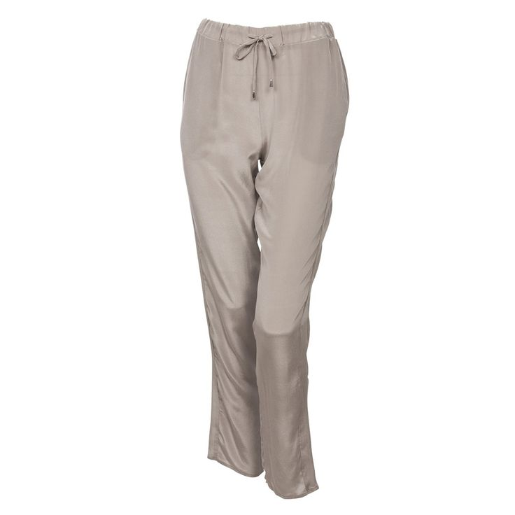 Princess goes Hollywood Seidenhose in Taupe