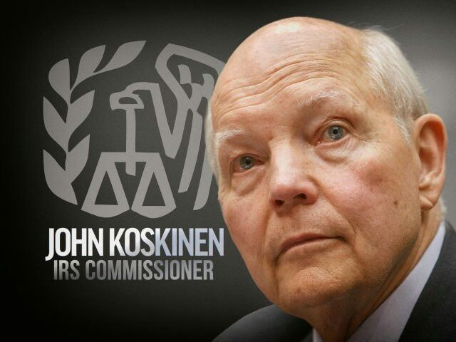 Swamp creature that protected Lois Lerner.