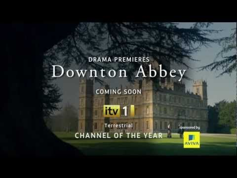 Another Downton Abbey trailer just for good measure. Once again I love the editing and choice of soundtrack. It would be a dream to be a part of making this sort of show.
