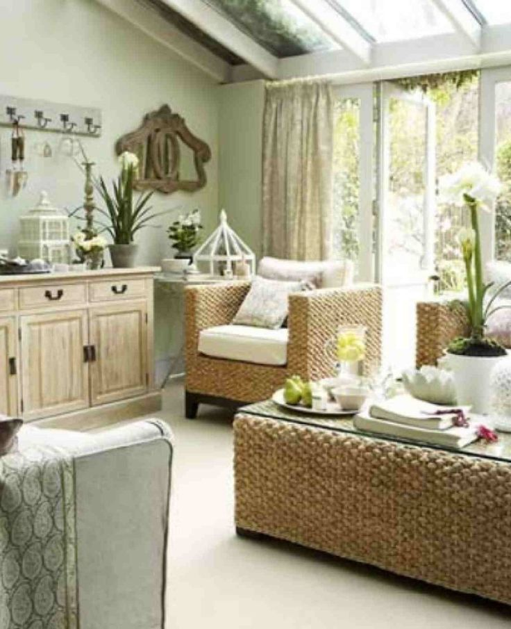 Living room with the green theme of spring season. 17 Best ideas about Pale Green Bedrooms on Pinterest   Green