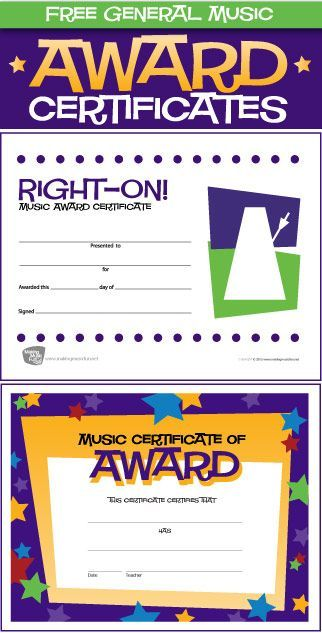 The 25+ best Award certificates ideas on Pinterest Award - Award Certificate Template Word