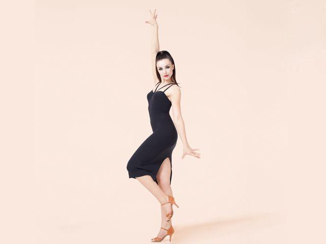 Electra #Latin #Dress