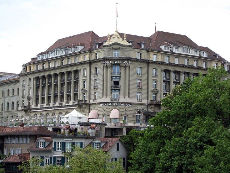 Bellevue Palace hotel ,Berne(Switzerland)