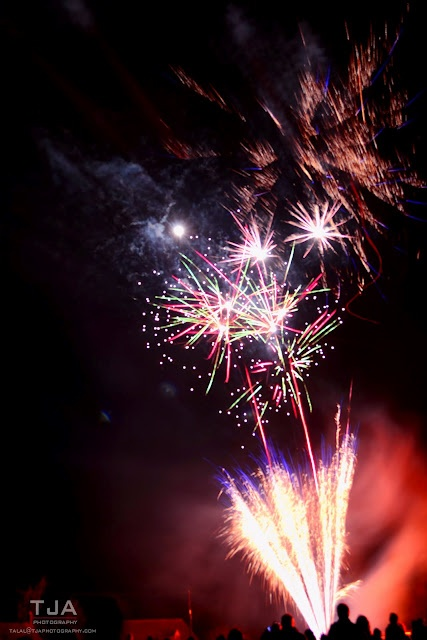Bonfire Night - love feeling the heat from the bonfire and hearing the crackle of the fire