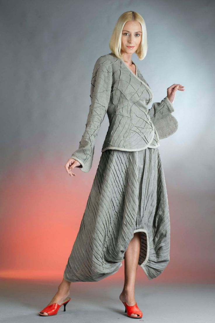 Excited to share the latest addition to my #etsy shop: Long Flowy Skirt / Linen Clothing for Women / Long Skirt for Women / Linen Skirt / Grey Skirt / Womens Long Skirt / Womens Skirt http://etsy.me/2z7fysQ