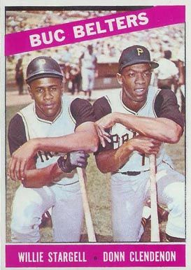 Willie Stargell Baseball Card Value | ... sign up now for immediate access to historical baseball card values