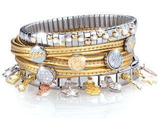 new arrivals jewels bracelets woman man 2015 Nomination Christmas Gift Wish list