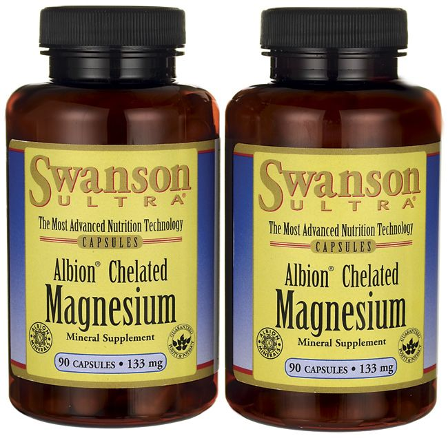 Albion Chelated Magnesium Glycinate
