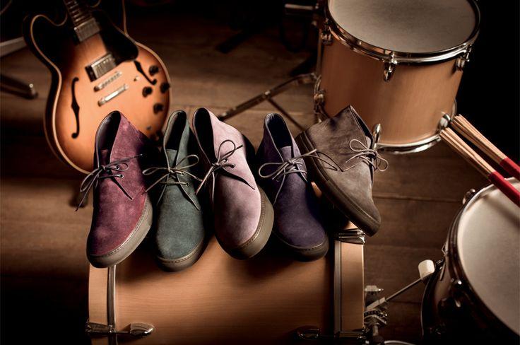 Guardiani Sport FW1314 Woman Ad Campaign #menswear #men #style #fashion #shoes #blue