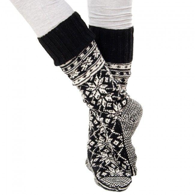 Norwegian Selbu Socks