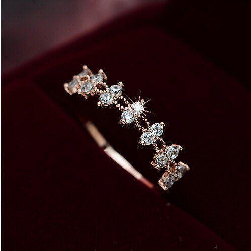 Caroline Ring - SnapCali #jewelryrings #beautifuljewelryrings