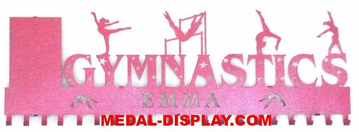 Gymnast Medal Awards Rack: Personalized Gymnastics Medals Holder: Gymnastics Medals Hanger #anniversay-plaque #fencing-medal-holder #gymnastics-awards-display #gymnastics-medal-hanger #gymnastics-medal-holder #gymnastics-medals-display #medal-display #medal-hanger #medal-hanger-gymnastics #medal-hangers #medal-holder #medal-holder-gymnastics #medal-holder-wrestling #personalized-gymnastics-medal-display #personalized-plaque #trophy-shelf-personalized #wall-plaque