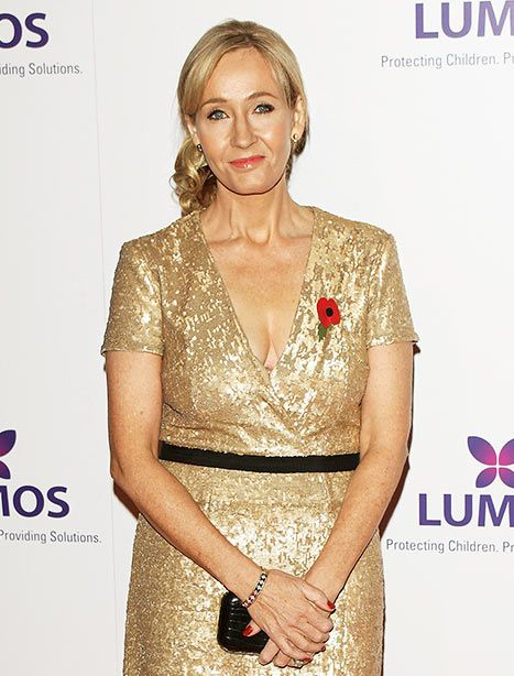 J.K. Rowling to Pen Fantastic Beasts Trilogy as Harry Potter Spin-Off - Us Weekly