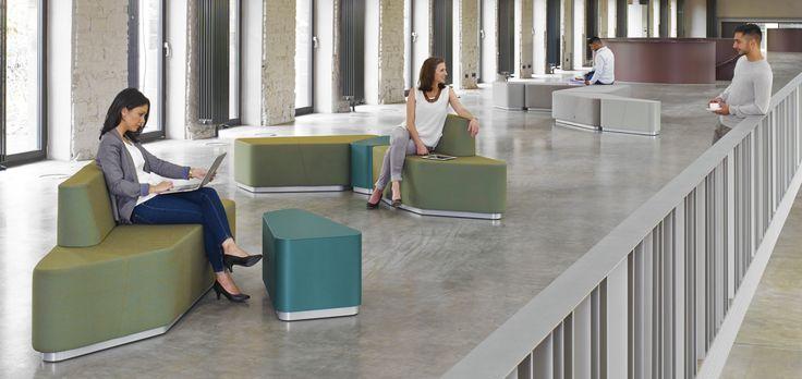 Оrganic Office - трансформирующая офис lounge - система. Новая продуктовая линейка устанавливает новые стандарты в универсальности, художественном оформлении.