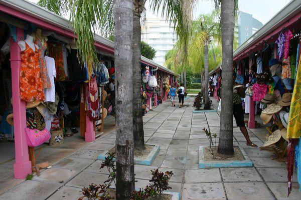 Port Lucaya Marketplace in Freeport Bahamas