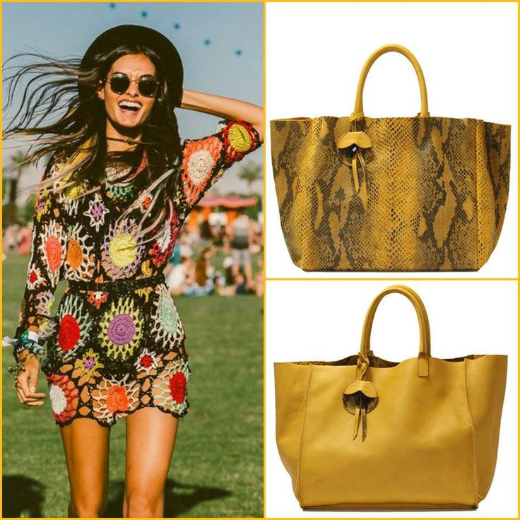 Hippie look - The soft reversible shopper by Quarzovivo. Available on STYLENOVO  #madeinitaly