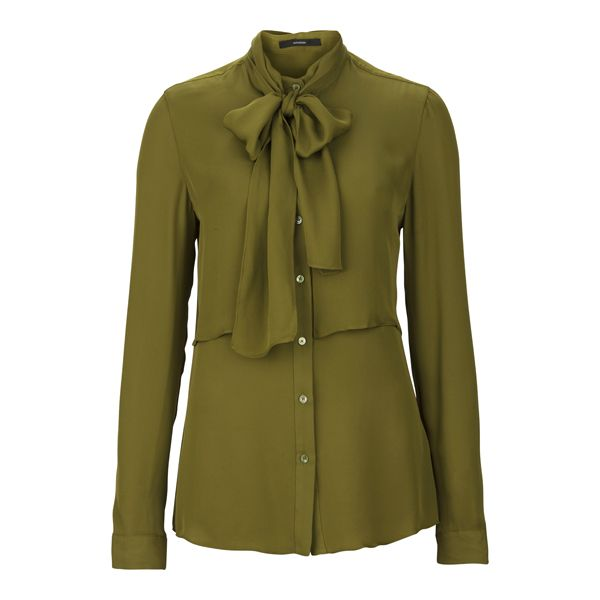 Elegant blouse from #Windsor - Perfect piece for #utilitarian style.