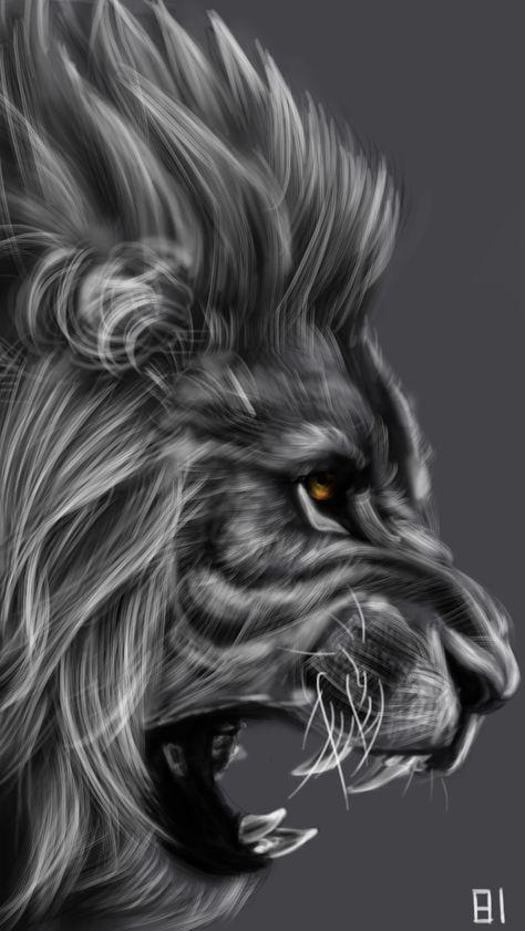 DesertRose,;,Lion by Paint3108,;,