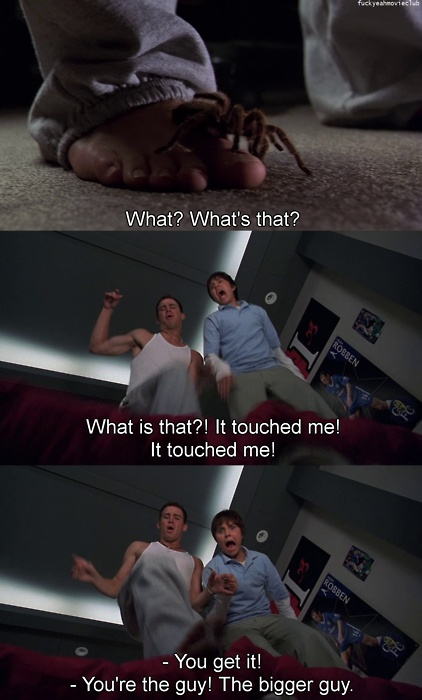 She's The Man. Haven't seen this movie forever, but it's hilarious!