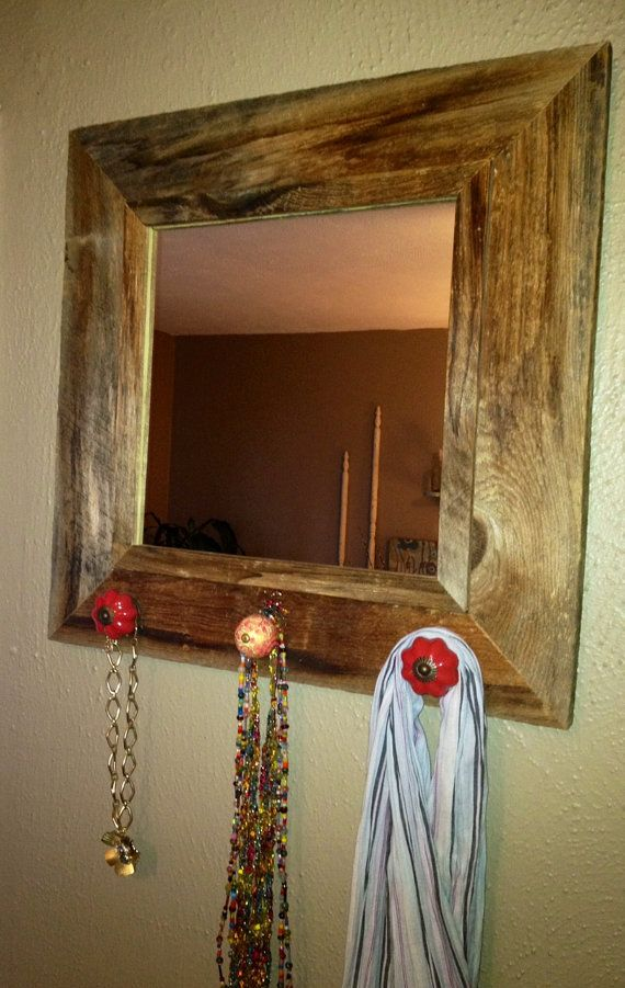 18 best barn board mirrors images on Pinterest | Barn boards, Wood ...