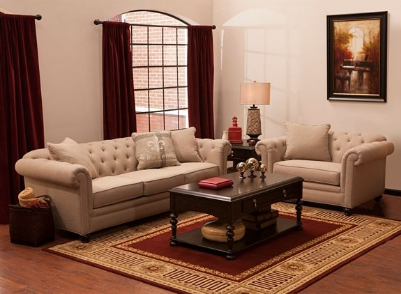 Howell Sofa | Sofas | Raymour and Flanigan Furniture | Living Room ...