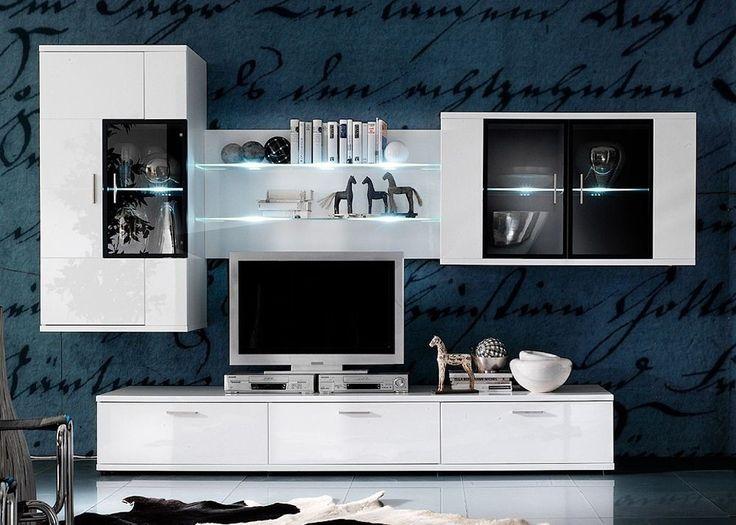 Viac ako 25 najlepších nápadov na Pintereste na tému Hängevitrine - wohnzimmermöbel weiß landhaus