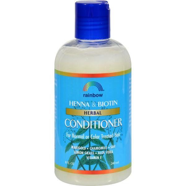 Rainbow Henna & Biotin Herbal Conditioner - 8 fl oz
