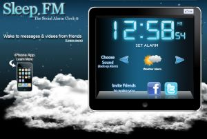 Wake Up to These 5 Free Online Alarm Clocks: Sleep.FM
