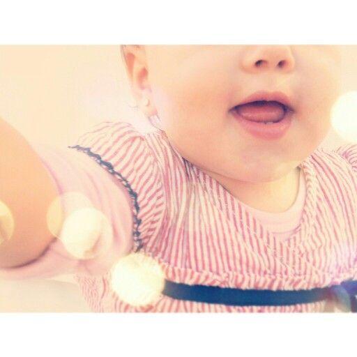La pequeña Ainhoa