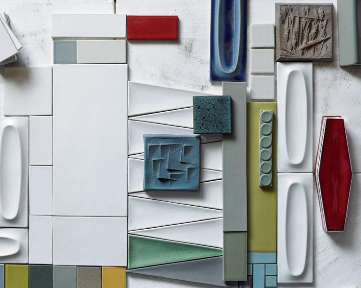Tiles from @heathceramics