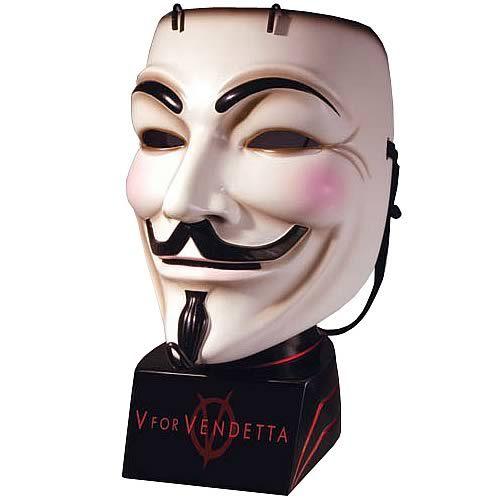 V for vendetta mask papercraft pdf
