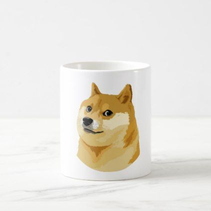 Funny Doge Mug - home decor design art diy cyo custom
