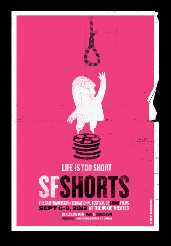 SF SHORTS 2012 by Juan F. Leguizamon, via Behance