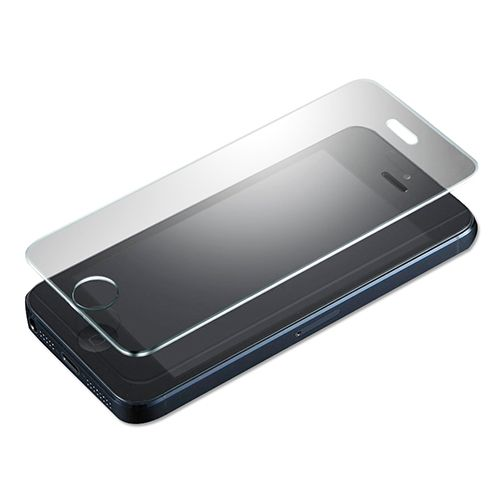 Protector De Pantalla De Cristal Templado Irrompible Para Iphone5/5s