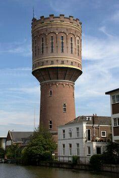 Watertoren Utrecht (Heuveloord)
