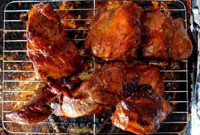Chinese BBQ Pork (Cha Siu) - The Woks of Life