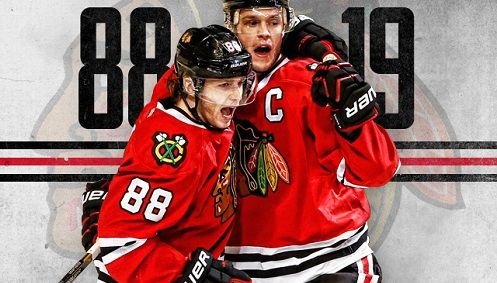 The Return of the Dynamic Duo For The Chicago Blackhawks